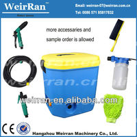 (71399) electric operated powerful cleaning wheel car wash chemicals