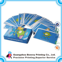 Made in china cheap wholesale custom playing cards printing