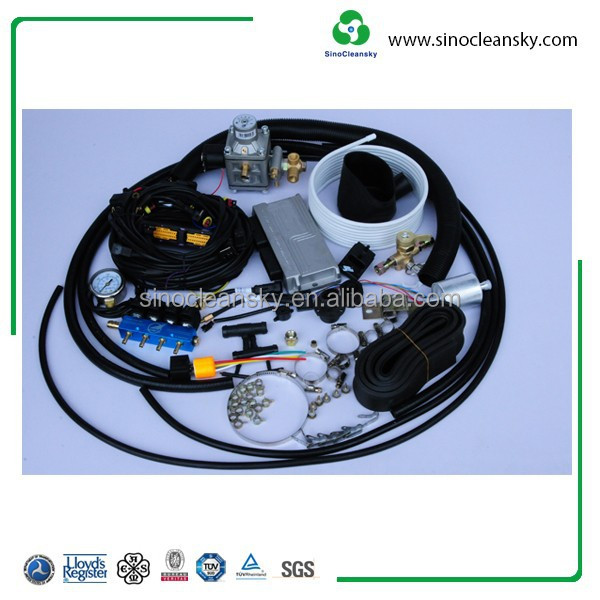 Golden Sale! CNG Conversion Kit /Diesel CNG/lpg Conversion Kit