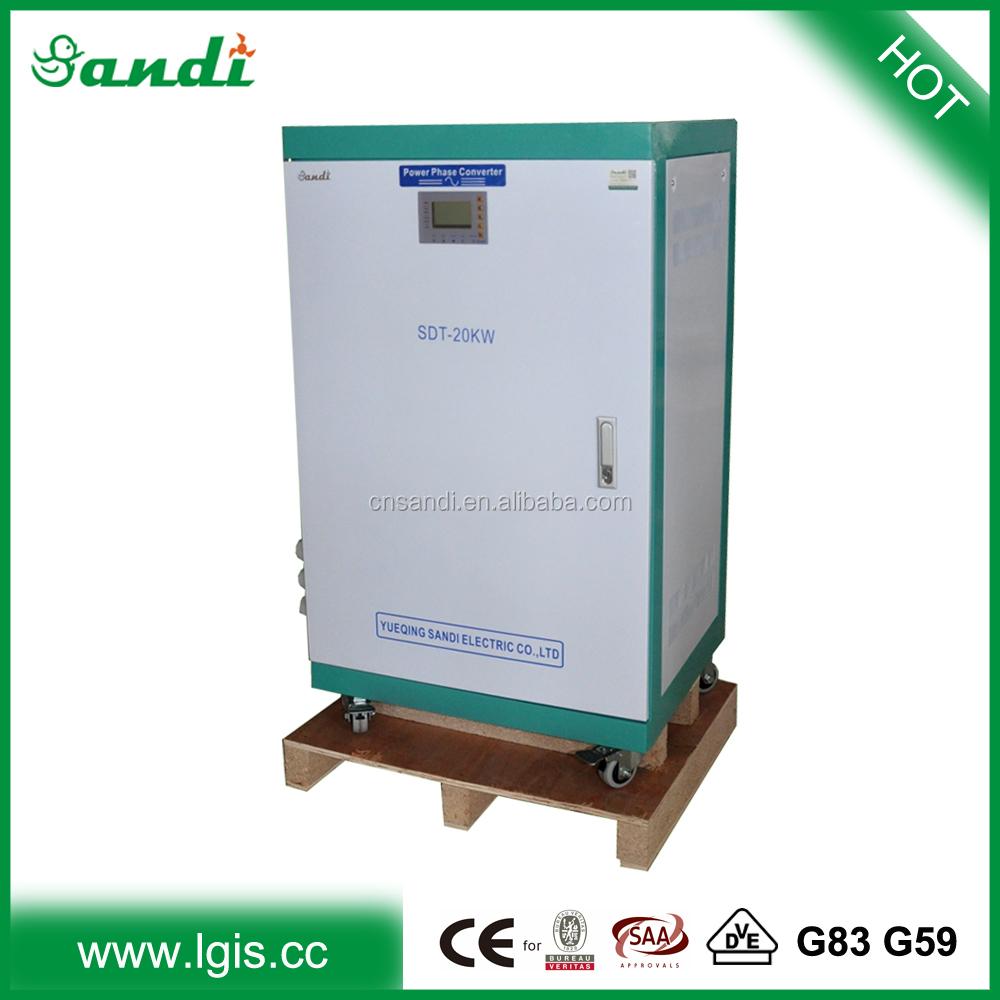 Single Phase Inverter : Single phase v to three frequency inverter