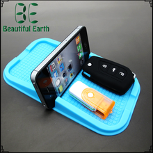 Soft Silicone Anti Slip Car Pad,Car Non Slip Pad Mat For Mobile Phone,Customized Anti Slip Dash Mat Car Sticky Pad