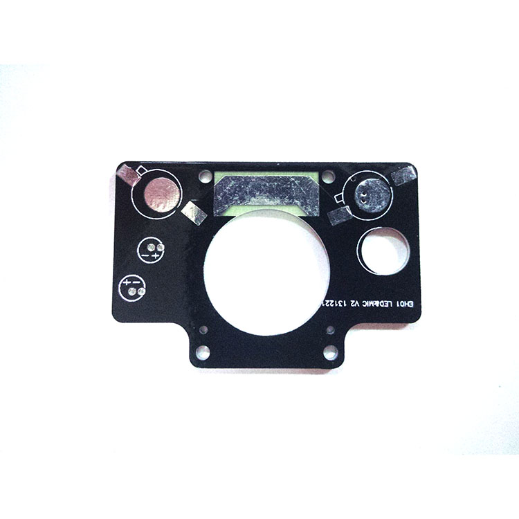 pcb with carbon oil for steering wheel carbon PCB made in China XD PCB factory