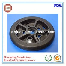 High quality luggage caster wheel