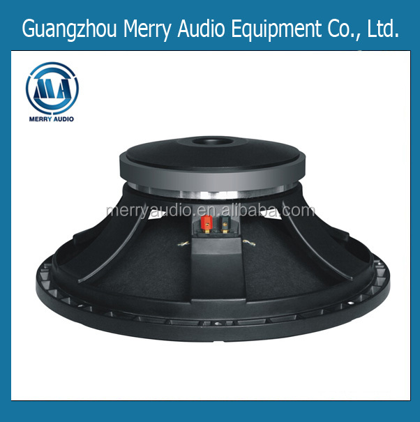 MR1520075R 15 inch sound driver speaker for conference room sound system and indoor /outdoor music concert