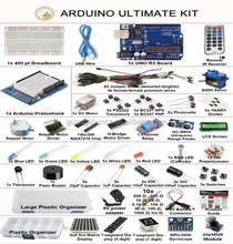 Ultimate Starter learning Kit for UNO R3 LCD1602 Motor processing