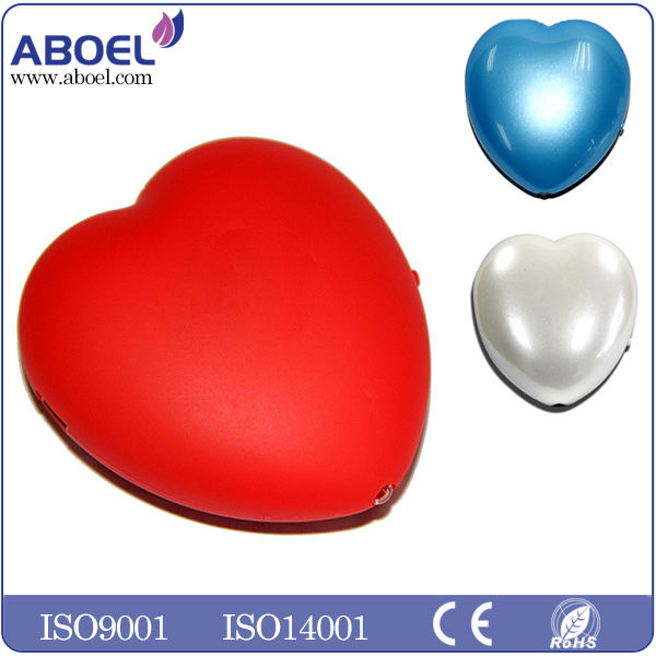 Mini Portable Air Purifiers with Love Shape