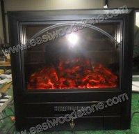 nice cast iron electric fireplace insert