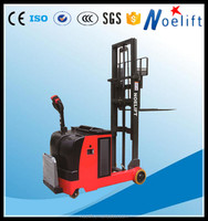 2 ton used electric pallet stacker 1ton counterbalance electric pallet stacker