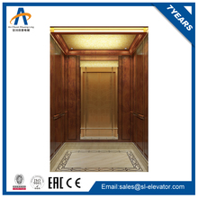 1 floor frequency inverter elevator guide rail