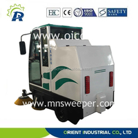 High quality E800LD industrial electric street sweeper