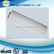 Lexan 1.0mm plastic film and pc solid sheet and polycarbonate film from China
