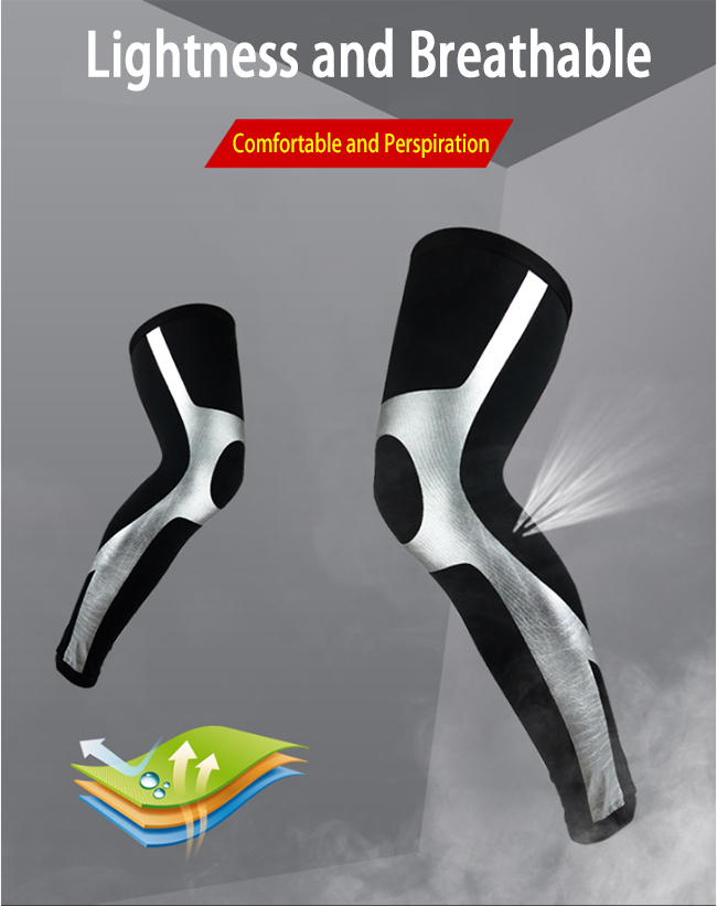 New Breathable Silicone Knee Pads/High Quality Orthopedic Hinged knee Support,Knee Brace,Knee sleeve
