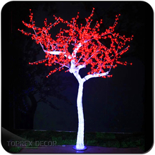 Toprex Plastic Tree Without Leaves Artificial Sakura Tree