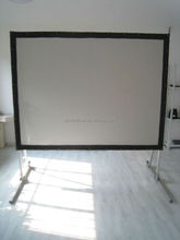 "200""(16:9) fast fold projection screen/ quick fold projector screen/outdoor projection screen"