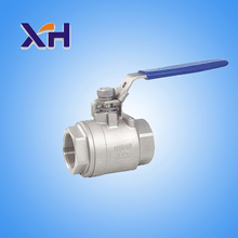 2PC Stainless Steel Ball Valve1000PSI,stainless steel 2 pc ball valves