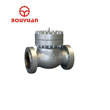 one way 2 Inch Natural Gas Check Valve Stainless steel check valve