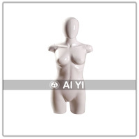 dress form jewelry adjustable female mannequin