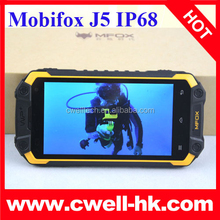 MTK6589T Quad Core 4.5 Inch 1GB RAM/16GB ROM rugged smartphone