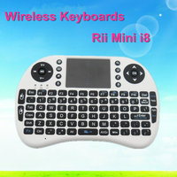 2.4G HZ wireless rii i8 Mini Bluetooth Keyboard with Touchpad Wireless i8 Mini Keyboard for Wireless Keyboard