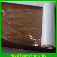 Made in China custom hot sell strech wrap film, lldpe cling film for packing goods