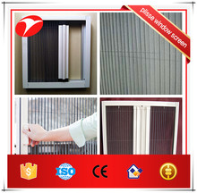 Dust Proof High Strength Fiberglass Folding Window Screen