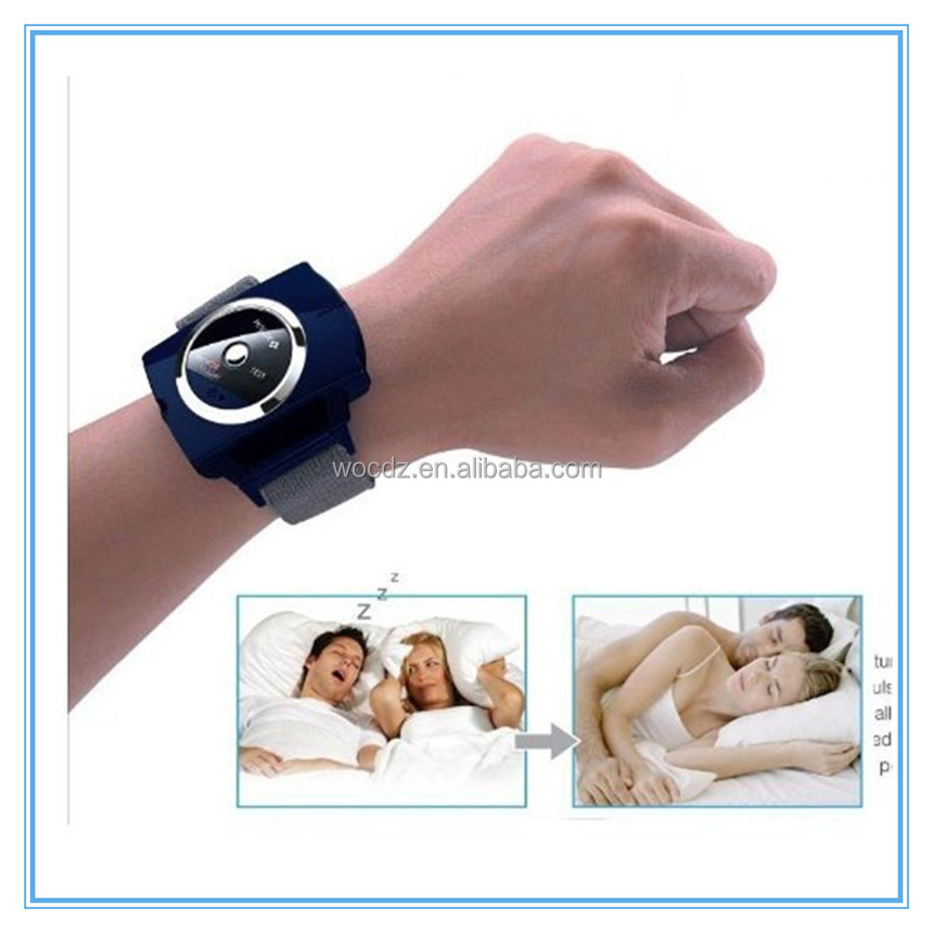Bio-feedback Snoring Stopper/Electronic Oral Appliance/Infrared Intelligent Process TO Reduce Snoring