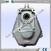Group 2 type 60001 China hydraulic gearbox for gear pump