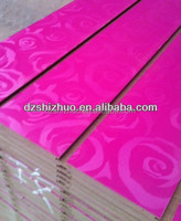 MDF sheet prices/slatwall for decoration