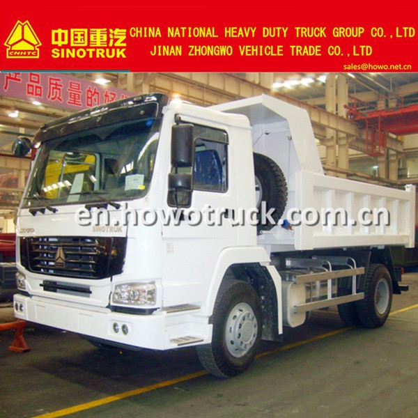 Sinotruk HOWO ZZ3167M3811 Good quality tipper dump truck for sale in dubai