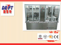 Palm oil filling capping machine