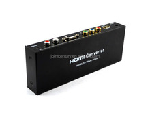 Hot Sell High Speed S-video VGA RCA to HDMI Converter