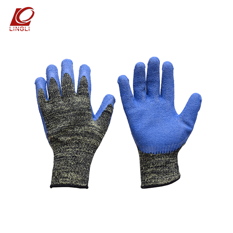 Industrial <strong>safety</strong> products 3m latex palm cut resistant gloves