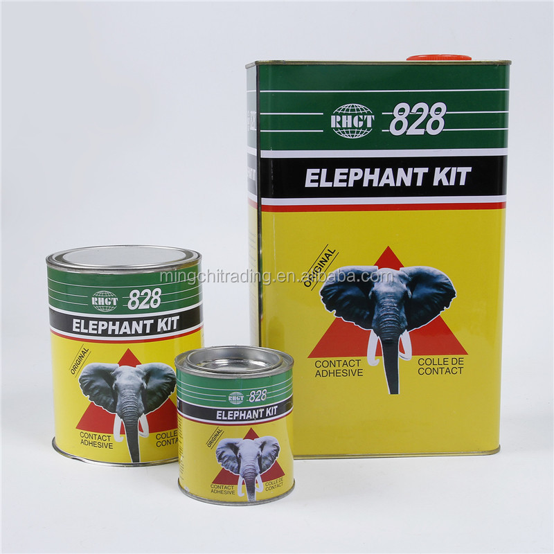 elephant kit contact adhesive / contact cenment neoprene latex glue 828