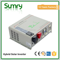 12vdc to 220vac solar inverter with charger can use for air conditioner
