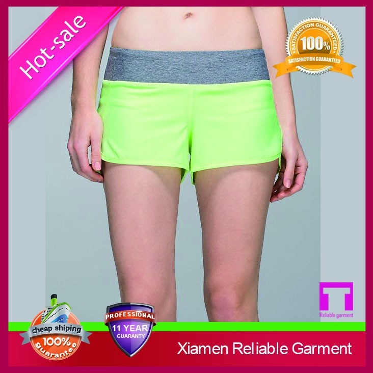 Hot selling cheap girls sexy tight shorts OEM from china supplier