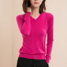 MS82546N Winter 2016 New Arrival100% Cashmere Fabric Women Sweater