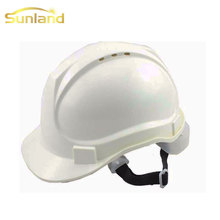 Fashionable industrial safety helmet