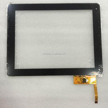 capacitive touch screen kit open frame capacitive touch screen sensor for 9 inch 16:9 lcd monitor