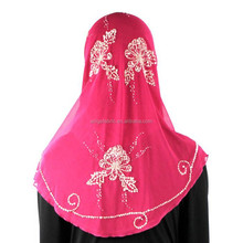 Korean swiss voile lace scarf and shawl 2017 dyed voile hijab shawls