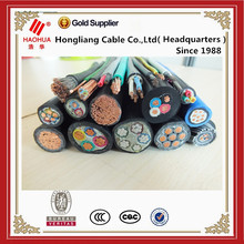 0.6/1KV 3*35mm2 PVC insulation PVC or PE sheath NYY cable electrical wire cable