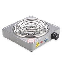 hot sale factory 1000W single hotplate electric cooker for sale