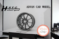 Exclusive!! HRTC aftermarket advan replica wheel for wholesale