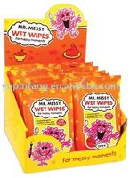 """Wate Kissing"" Brand New Formula Refreshing Wet Wipes"