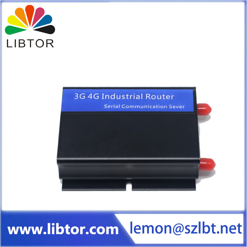 wholesale remote 4g lte industrial grade wifi wireless ethernet router Supports PPTP client and L2TP client