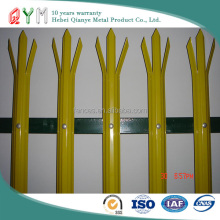 Hot china products wholesale iso9001 approved used wrought iron fencing