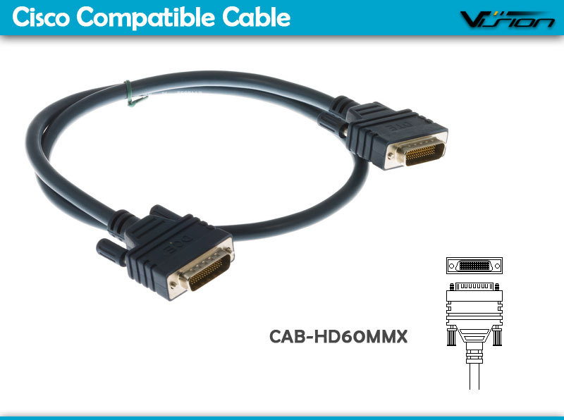 3FT CAB-HD60MMX DB60 to DB60 Cable