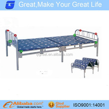 China hot sell market folding bed in dubai