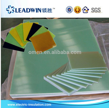 SGS certification FR4/G10 epoxy fiber glass laminate sheet for pcb
