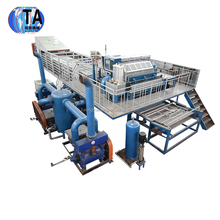 Used waste recycling waste paper egg tray machine egg tray plant machine