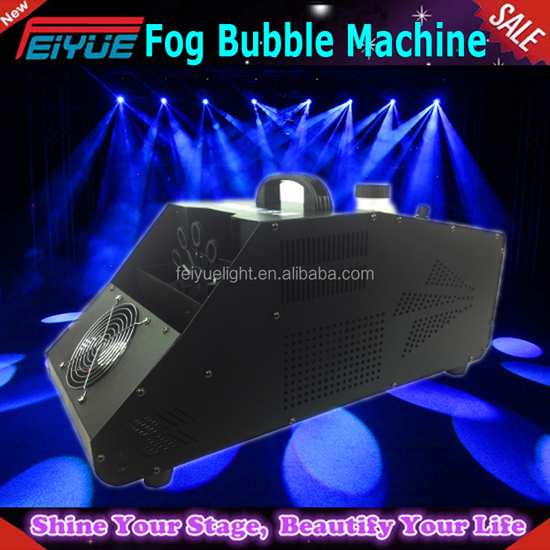 New arrival stage effect bubble machine show party fog machine new product fog bubble machine